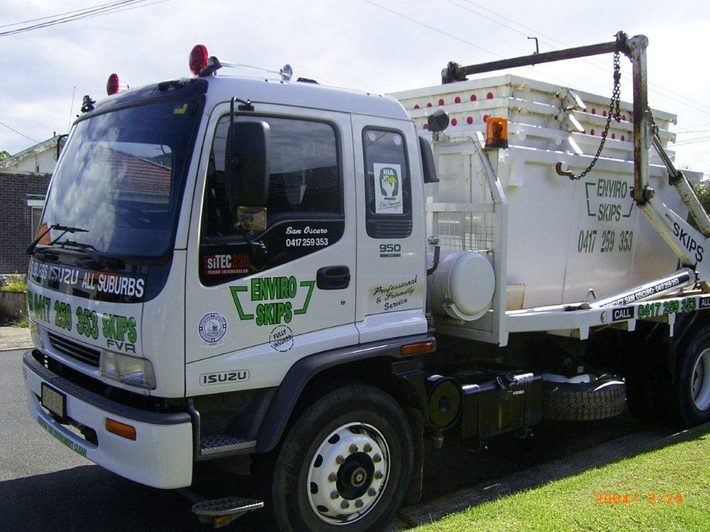 Skip bin hire Bankstown Airport